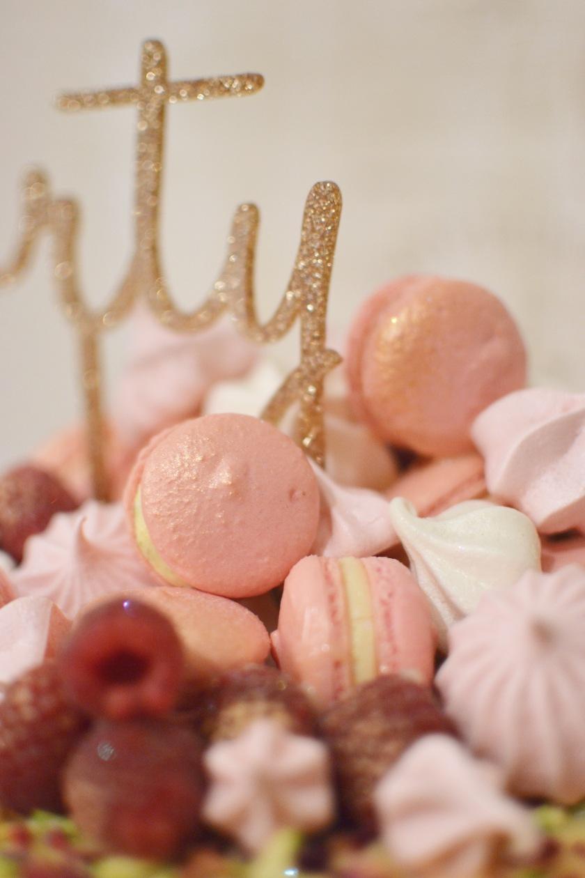 Baby macarons